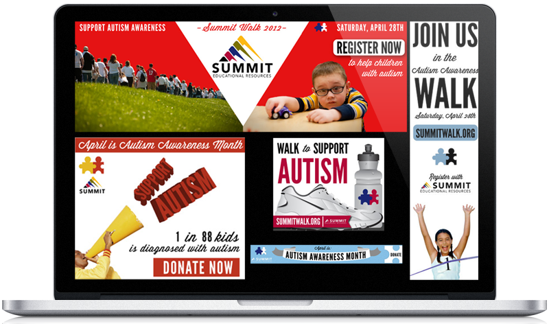 Summit Educational Resources campaign